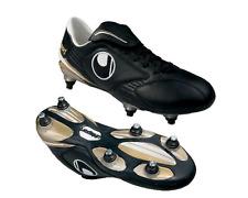 Authentic UHLSPORT KICKSCHUH LEGEND SC Soft Ground Studs Soccer Boots Shoes 10.5