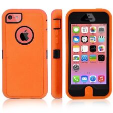 Heavy Duty Case Cover for iPhone 5C 5 C