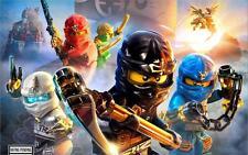 """lego ninjago shadow of ronin 2015 Art Silk Poster 24x36"""""""
