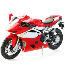Maisto 2012 MV Agusta F4 RR Bike Motorcycle 1:12 11098 Red White
