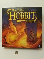 The Hobbit Board Game - JRR Tolkien, Fantasy Flight 100% complete Excellent Cond