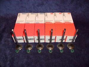Einlassventil Auslassventil Smart 0,6 0,7 Original Mahle gepanzert + Dichtungen