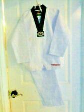 tekno Mixed Martial Arts TaeKwonDo Gi Uniform jacket and pants New Nwt Size 000