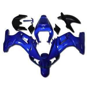 UK Fairing Kit Fit for SUZUKI 2003-2008 SV650 Blue ABS Plastic set n001