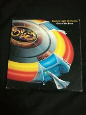 Electric Light Orchestra – Out Of The Blue 2XLP blue vinyl USA