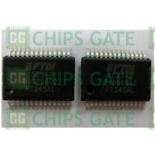 2PCS FT245RL USB FIFO IC