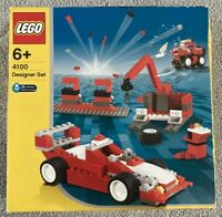 Lego 4100 Maximum Wheels Designer Set - Brand New And Sealed Vintage Collectable