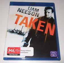 Taken (Blu-ray, 2009) Liam Neeson