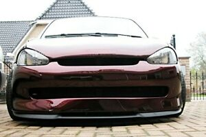 For Vauxhall Opel Corsa B 93-00 Front Bumper Cup  Spoiler Lip Splitter Valance