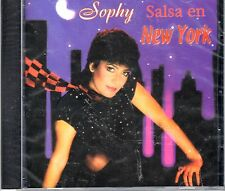SOPHY - SALSA EN NEW YORK - CD