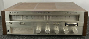 Vintage Marantz Model SR1000 Symphonic Stereo Receiver Great Working Condition