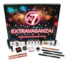 W7 Extravaganza Christmas Advent 24 Cosmetic Makeup Calendar