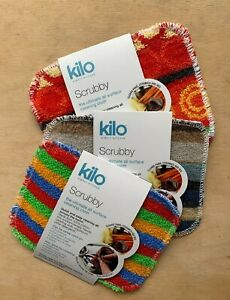Kilo Euro Scrubby (PACK OF THREE)