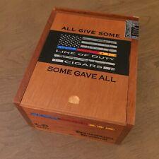 Line Of Duty Cigar Box