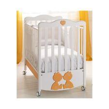 Baby Expert Primo Amore linea Swarovski Bianco/Arancio