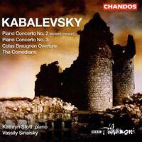 BBC Philharmonic Orchestra - Kabalevsky: Piano Concertos Nos. 2 and [CD]