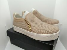 Ash taupe sz41 uk8  Jordy Trainers new in box