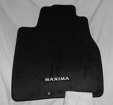 Amazing 2009 To 2014 Nissan Maxima Carpeted Floor Mats   GENUINE DEALER ITEMS  BLACK