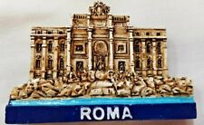 Souvenir Magnete da Frigo - Roma La Fontana di Trevi - Nuovo