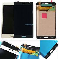 Pour Samsung Galaxy Note 4 Edge N915 N915F écran LCD Vitre Tactile sur châssis