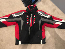 mens spyder ski jacket medium
