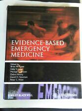 Brian Rowe Evidence-Based Emergency Medicine