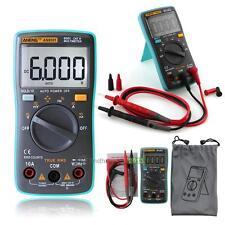 Digital Multimeter 6000 Counts Backlight AC/DC Ammeter Voltmeter Ohm Meter E0Xc