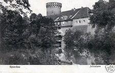 Pk, Berlin - Spandau - Juliusturm, gel.1916