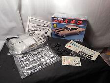 Model Kit 69 Olds W-30 4-4-2