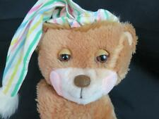 VINTAGE FISHER PRICE 1985 TEDDY BEDDY BETSY BEAR PLUSH NO SHIRT 1401 QUAKER OATS