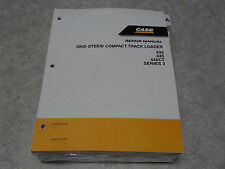 Case 435, 445, 445CT Skid Steer/Compact Track Loader Series 3 Service Manual
