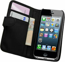 Cartera De Cuero a presión Funda Protectora De Teléfono Para Apple iPhone 5C