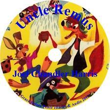 Uncle Remus Joel Chandler Harris Childrens Audiobook unabridged 5 Audio CDs