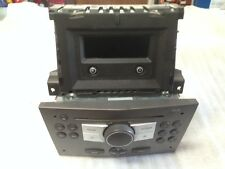 Vauxhall Astra H CD30 Radio CD Player + Clock Display Kit / Grey 13190856