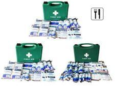 Catering First Aid Kit 10, 20 oder 50 Person vollständig beschweren Lebensmittelhygiene Regs