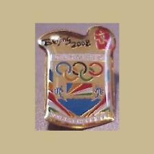 SEYCHELLE NOC OLYMPIC PIN BEIJING OLYMPICS NEW