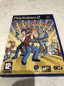🕹🎮🕹 PLAYSTATION 2 FUTURAMA GAMES  🎮 🕹🎮