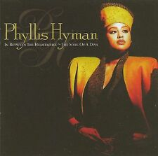 Phyllis Hyman – In Between The Heartaches - The Soul Of A Diva New Cd