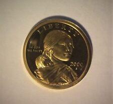 2000-S SACAGAWEA DOLLAR PROOF FROM U. S. MINT SET