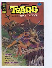 Tragg & the Sky Gods #6 Gold Key 1976