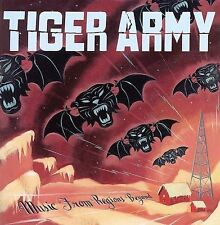 FREE US SHIP. on ANY 2 CDs! ~Used,VeryGood/Good CD Tiger Army: Music From Region