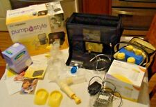 Complete Medela double electric Breast Pump - Pump In Style #57040 +extras