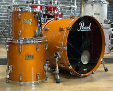 More details for pearl maple masters custom maple drum kit shell pack #337