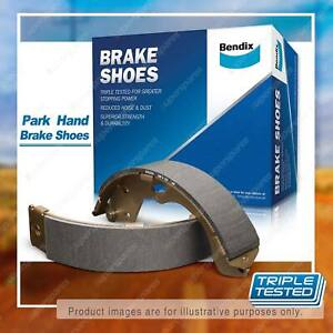 Bendix Park Hand Brake Shoes for Ford Trader T3000 T4100 Series RWD EXB