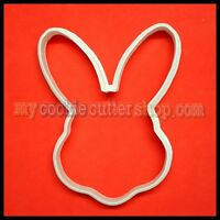 EASTER BUNNY COOKIE CUTTER - 10cm x 8cm Wide