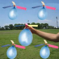 2X Hubschrauber Ballons fliegen DIY Flug Science Plane YRb
