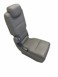2011-2017 Honday Odyssey Tan LEATHER Factory OEM Center Jump Seat Middle 2nd Row
