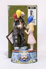 Emmett Kelly You'Ve Got A Friend Music Box Figurine