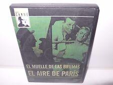 el muelle de las brumas - fnac - (falta el dvd de el aire de paris) -  dvd