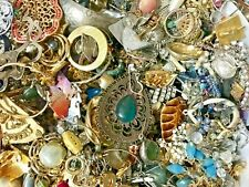 lbs Costume Fashion Jewelry Lot No Junk *End Of Summer Sale* Vintage to Now 10